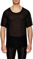 BLK DNM Silk Mesh T-Shirt