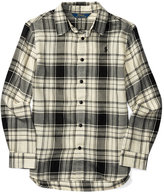 Ralph Lauren Plaid Shirt, Big Girls (7-16)