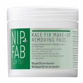 Nip + Fab Nip+fab Kale Fix Dry Skin Make Up Remover Pads 60 pack