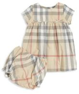 Burberry Baby's Two Piece Thea Dress & Bloomers Set