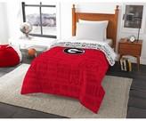 NCAA Twin Comforter Georgia - Multicolor (Twin)
