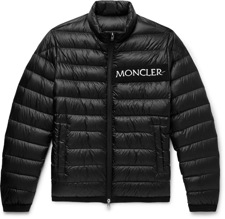 5b0c6aef8 Neveu Quilted Shell Down Jacket