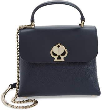 Kate Spade Mini Romy Leather Top Handle Bag