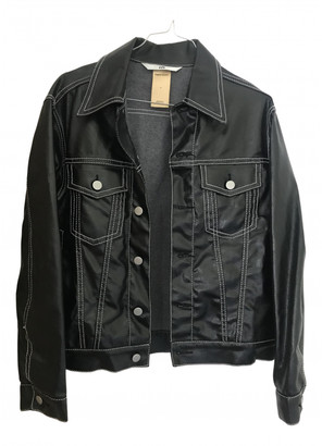 Eytys Black Cotton Jacket for Women