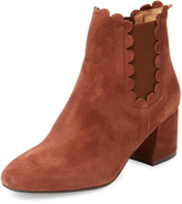 Ava & Aiden Women's Kely Suede Chelsea Boots
