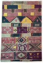 "Solo Rugs Marrakesh Area Rug, 8' 9"" X 6' 0"""