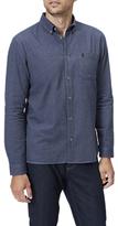 Joules Barbrook Long Sleeve Shirt, Navy