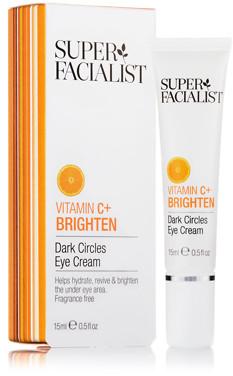 Super Facialist Vitamin C + Brighten Dark Circles Eye Cream 15ml