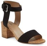 Merona Women's Talia Quarter Strap Cork Heel Sandals