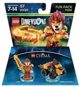 Lego Dimensions - Chima Laval Fun Pack
