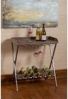 Cooper Classics Calistoga Wine Rack