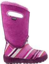Bogs Children's Prairie Stripes Boot - Pink Multi Boots