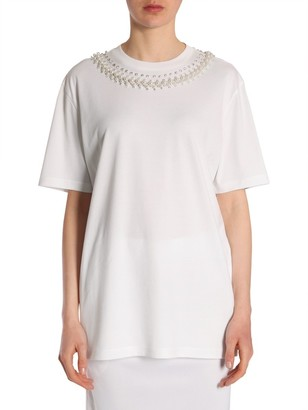 Givenchy Embellished Collar T-Shirt