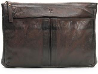 Frye Men's Murray Leather Portfolio Case