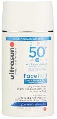 Ultrasun Face Fluid SPF50+ Anti-Spot & Anti-Pollution