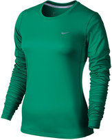 Nike Dri-FIT Long-Sleeve Miler Top