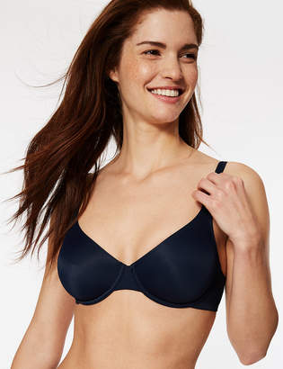 M&S CollectionMarks and Spencer 2 Pack Non-Padded Underwired Full Cup Bras A-DD