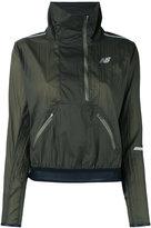 New Balance Sprint jacket - women - Nylon/Polyester/Spandex/Elastane - S