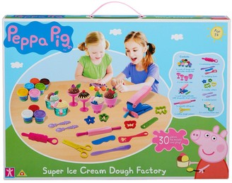 Peppa Pig Dough Super Factory Set