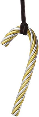 Michael Aram Twist Candy Cane Golden Ornament