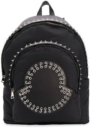 Moncler Leather Backpack