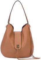 Rebecca Minkoff twist lock hobo bag - women - Leather - One Size