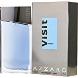 Azzaro VISIT by EDT SPRAY 3.4 OZ for MEN ---(Package Of 2)