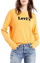 Levi'S Boyfriend Crew Sweater