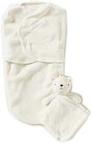 Starting Out Fleece Swaddle & Blanket Buddy