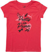 Puma Cotton Poly Graphic T-Shirt (S-XL)