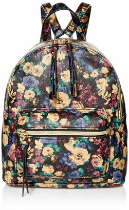 T-Shirt & Jeans Womens Back Pack in Floral Print