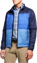 Peter Millar Men's Hyperlight Ombre Puffer Coat