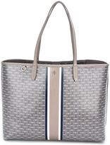 Tory Burch chain print tote - women - Leather - One Size