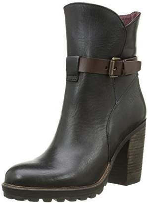 Bunker Women Zada-AF1 Boots Black Size: 8 UK