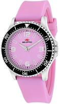 Seapro SP5416 Women's Tideway Pink Silicone Watch