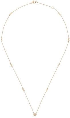 Dana Rebecca Designs 14kt gold Lauren Joy diamond necklace