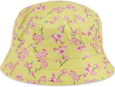 Sunuva Blossom Canvas Bucket Hat 1-8 Years