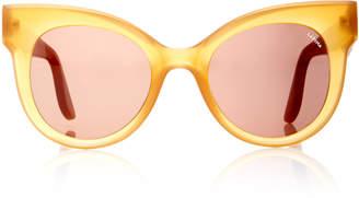 Cat Eye Lapima Ana Cat-Eye Acetate Sunglasses
