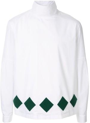Namacheko high neck shirt