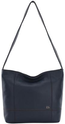 The Sak 108396IND De Young Zip Top Shoulder Bag