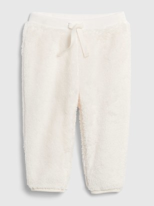 Gap Baby Sherpa Pants