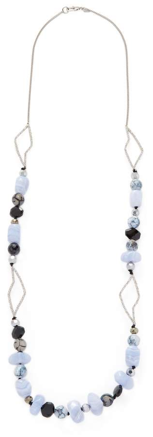 Alexis Bittar Women's Elements Abstract Petal Strand Statement Necklace