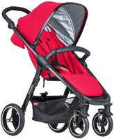 Phil & Teds Smart Buggy - Cherry