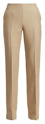 The Row Women's Ladan Wool & Silk Trousers