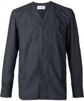 Lemaire v-neck tunic shirt