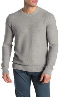 Original Penguin Ribbed Crew Neck Sweater