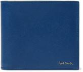 Paul Smith Cross-Grain Leather Billfold Wallet