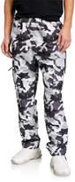 Puma Men's XTG Trail Camo Cargo Pants