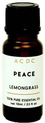 Acdc Candle Co Peace Lemongrass Pure Essential Oil
