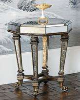 Ambella Sergio Mirrored Accent Table